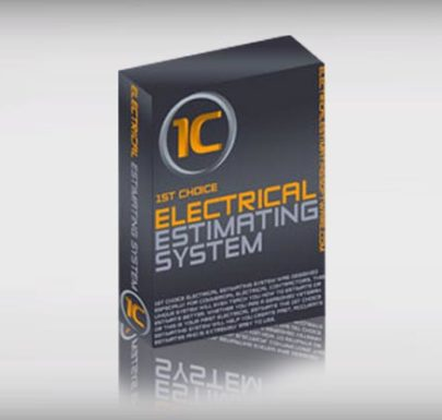 1st Choice Electrical Estimating System