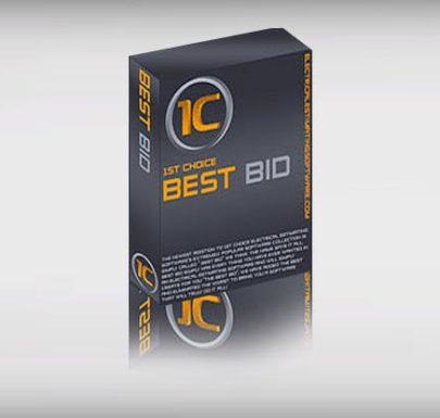 Best Bid Electrical Estimating Software